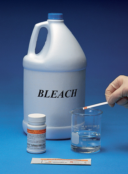 How to make a homemade pregnancy test with bleach? Answer. Pregnancy Bleech Test